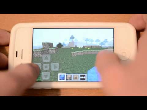 Minecraft: Pocket Edition for iPhone and iPod touch Review