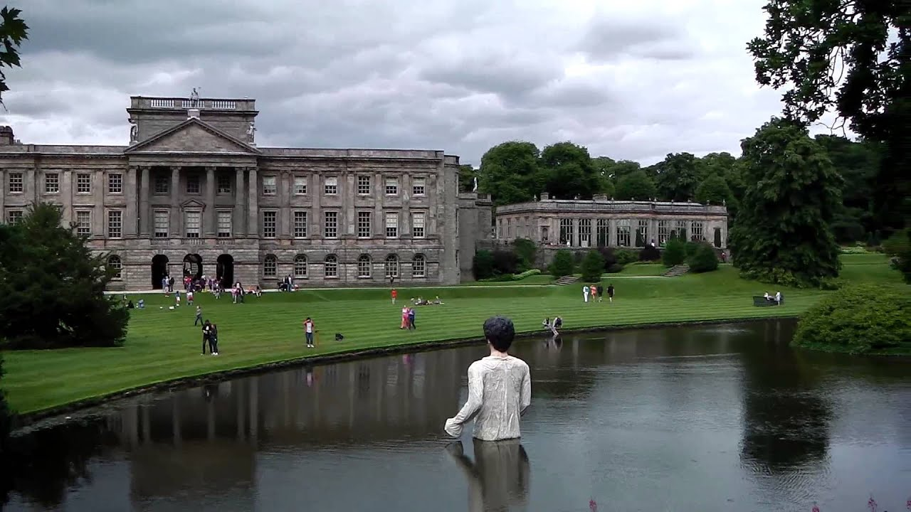 Lyme Park, House and G...