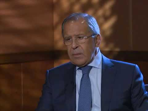 Sergey Lavrov gives interview to NewsAsia (engl.)