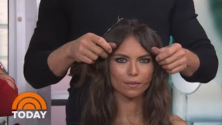 Celebrity Hairstylist Chris Appleton Shows The Hottest Hair Trends Right Now | TODAY