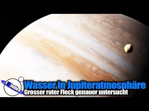 Sensation: Wasser in Jupiter Atmosphäre