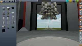One Incompetent Moron Plays - Kerbal Space Program Ep. 1 - An Unexpected Decoupling