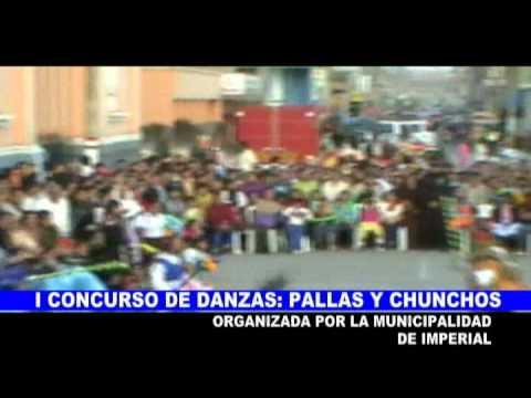 IEP 20935  DE ASUNCIÓN 8 GANÓ PRIMER CONCURSO DE CHUNCHOS 2011 EN IMPERIAL-CAÑETE