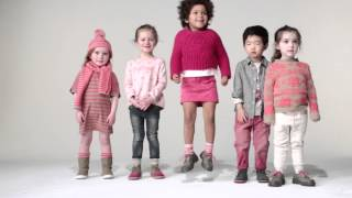 United Colors of Benetton Toddler Campaign Autumn 15