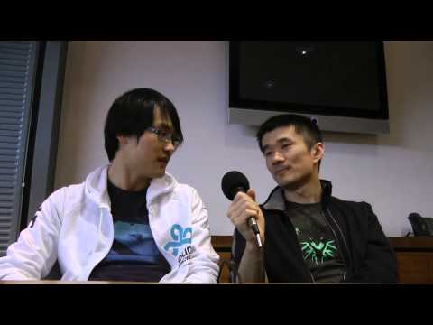 Luminous on TI4 predictions, moving to Sweden, and more : Interview @ ESL One