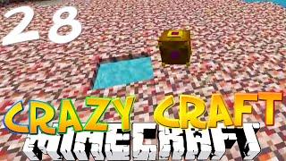 "Minecraft CRAZY CRAFT 3.0 #28 ""PANDORA BOX SUNDAY!"" (Crazy Craft SMP)"