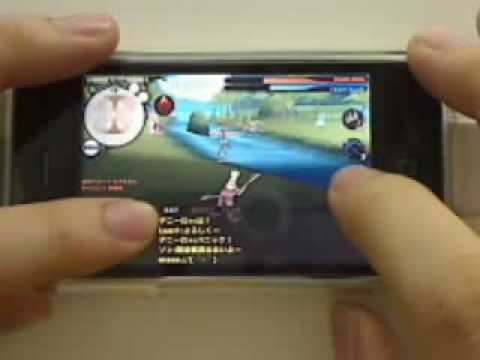 SevenSwords iPhone MMORPG