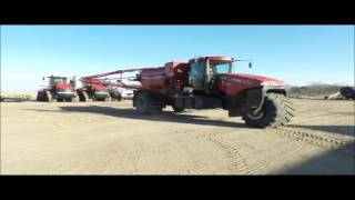 2010 Case IH 3520 self-propelled applicator for sale | no-reserve Internet auction January 25, 2017