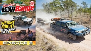 LOWRANGE.TV SE1 EPISODE 8 MINISODE: Weight for It? Gleno Sinks the 79... (MDC Cruiser Highside)