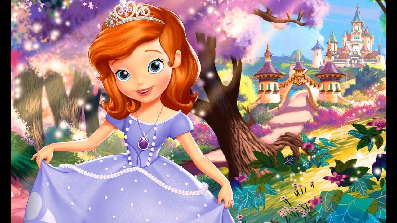 Princess sofia wall decals