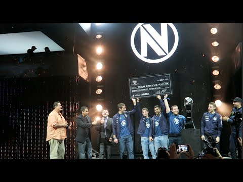 Call of Duty Championship 2016 - EnVyUs Takes the Gold!!!!