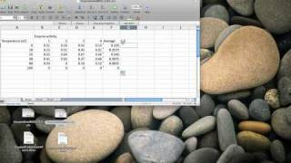 MS excel 2008 Tutorial