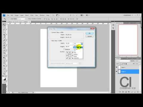 Photoshop CS4 : How to make a cool custom myspace layout (Part 1) Video