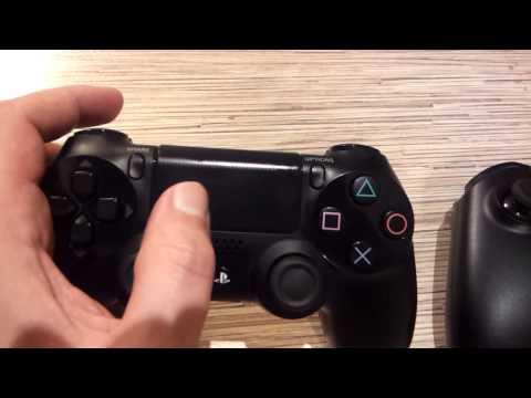 Xbox One VS Playstation 4 - Сравнение геймпадов