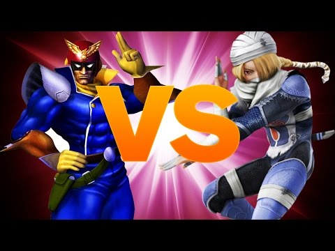 Super Smash Bros. Melee Fizzy vs. Lucien Day 1 - Evo 2014