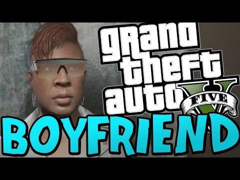 GTA 5 - How to Get SHANIQUA A BOYFRIEND (Funny Moments in Grand Theft Auto V)