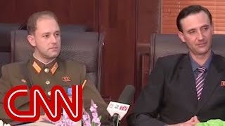 N. Korea showcases sons of U.S. defector in video