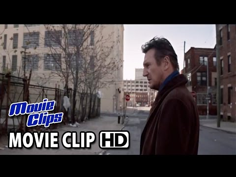 A WALK AMONG THE TOMBSTONES 'Let Her Go' Official Movie Clip (2014) HD