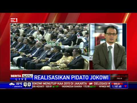 Dialog: Realisasikan Pidato Jokowi # 1