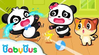 Baby Panda Didn't Clean Up His Toys | Good Habit Song & Animation for Kids | BabyBus