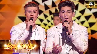 All In Performance – How Far I'll Go | Boy Band
