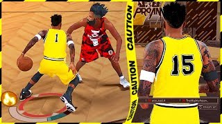 FIRST TEAM Pro-AM Game / Did I Get 31 Assists? - NBA 2K18 Pro-Am