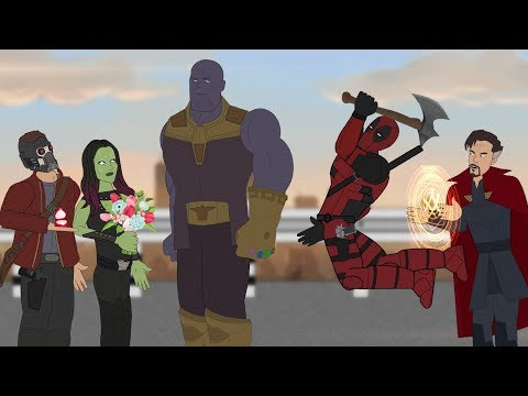Как Мстители победят Таноса?