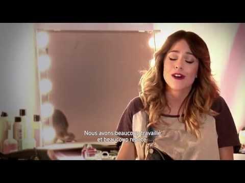 Violetta en Concert Coulisses : avant le concert