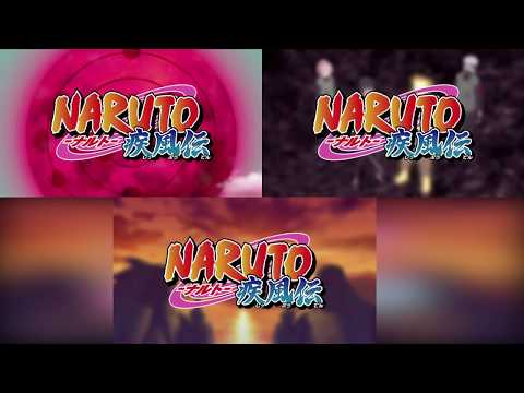 Naruto Shippuden Opening Theme #19 Blood Circulator Asian Kung Fu Generation All Three Versions