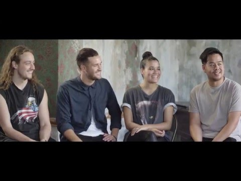 Hillsong Young & Free // Falling Into You // New Song Cafe