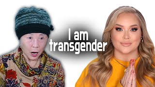 Korean in her 80s reacts to NikkieTutorials' Coming out video