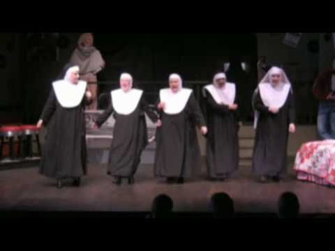 19/19 Umpqua Community College presents Nunsense (May, 2009)