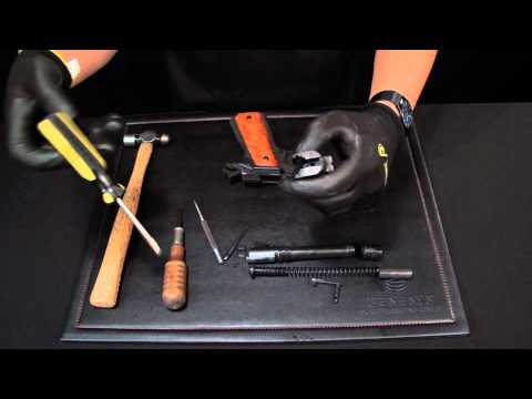 Rock Island Armory 1911 Disassembly (Official)