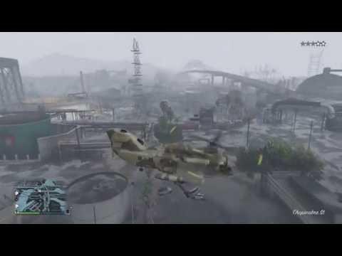 GTA Online | Michael Bay Would Be Proud