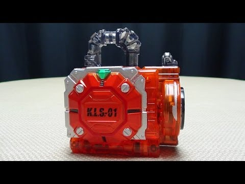Kamen Rider Gaim DX KACHIDOKI LOCK SEED: EmGo's Kamen Rider Reviews N' Stuff