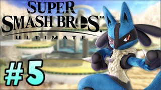 Super Smash Bros. Ultimate: World of Light Part 5 - Shadow The Gamer