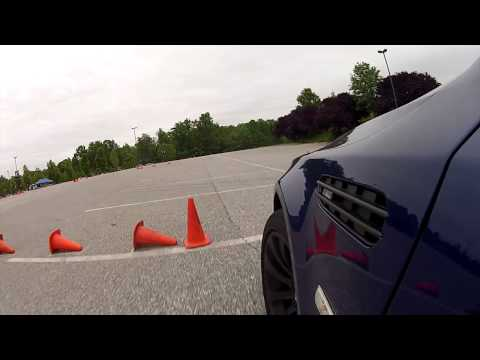 2013-05-19 Autocross BMW E60 M5 Best Run