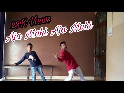 Aaja mahi song dance by Vishal and Ginish