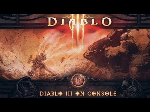 Diablo 3 - Konsolen-Trailer - PS3 / PS4 - Gameplay