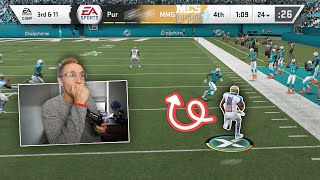 Our New QB Went OFF This Game... Wheel of MUT! Ep. #13
