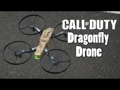 Call of Duty Dragonfly Drone from DGL Toys