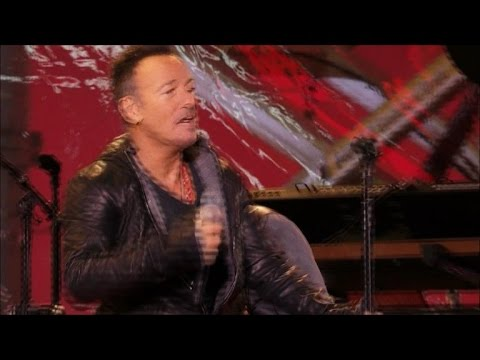 Springsteen, Coldplay fill in at surprise U2 AIDS show