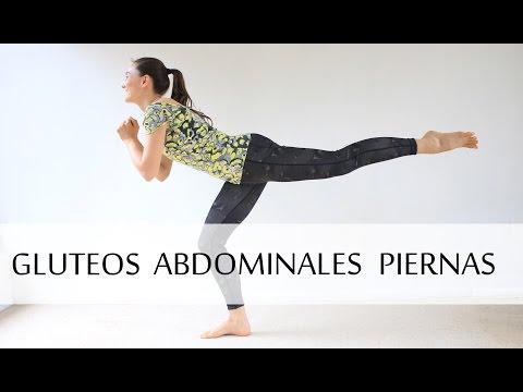 G.A.P. Glúteos Abdominales Piernas | Muslo INTERNO | Elena Malova