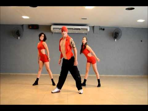 We Found Love - Rihanna | Coreografia Professor Jefin