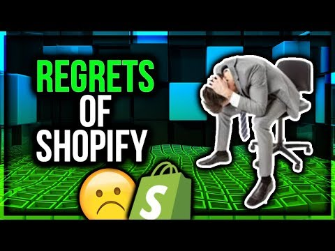 What I Wish I Knew When I Started Shopify Dropshipping (Beginner Advice)