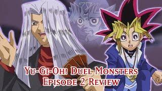 Yu-Gi-Oh: Episode 2 REVIEW (Sub VS Dub)