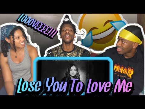 Selena Gomez - Lose You To Love Me (Official Music Video) {REACTION} FT/ SELISE & NONFICTION