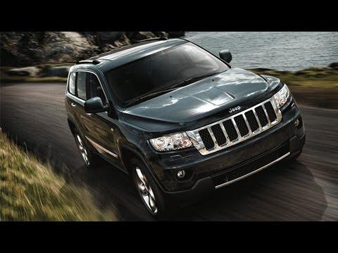 Jeep Grand Cherokee. Мини-тест