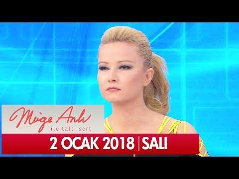 Müge Anlı ile Tatlı Sert 2 Ocak 2018 - Tek Parça