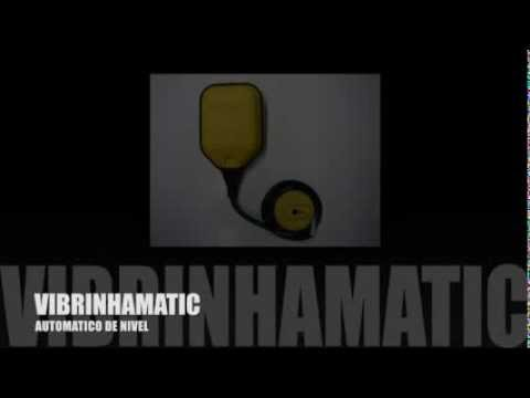 AUTOMATICO DE NÍVEL VIBRINHAMATIC